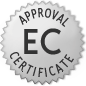 Approval Certificate EC-COC