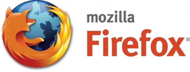 Page optimized for Mozilla Firefox